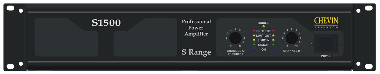 Amplificatori S Install