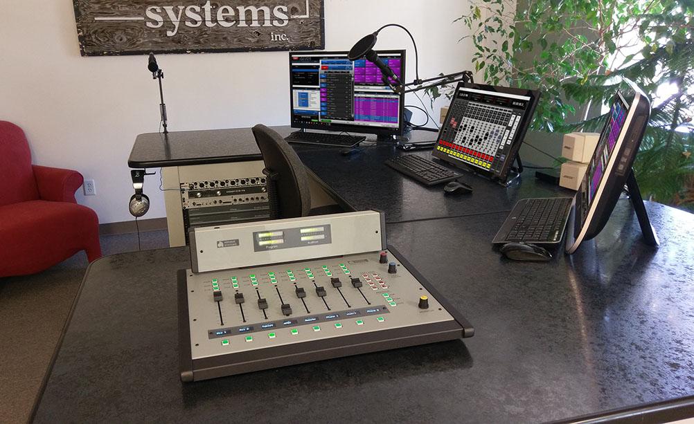 Mixer digitali AoIP