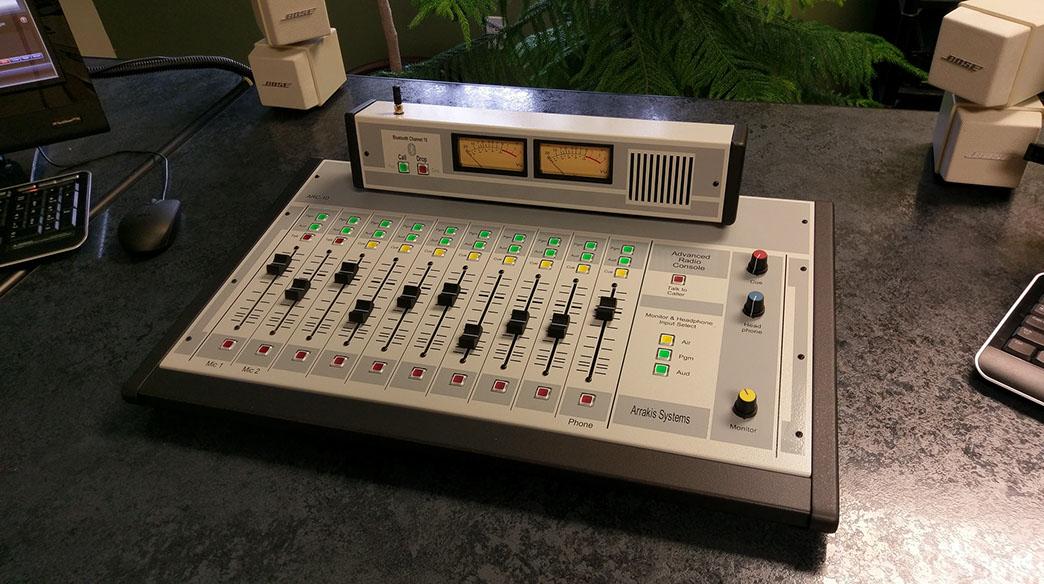 Mixer analogici serie ARC